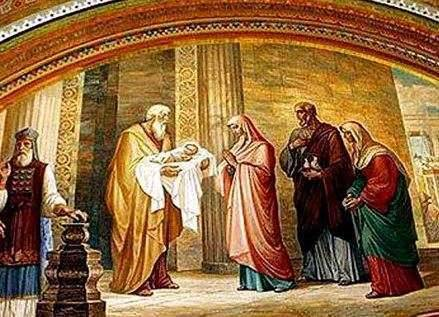 Праздник «Сретение Господне»