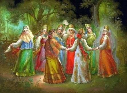 Славянский праздник «Лельник»