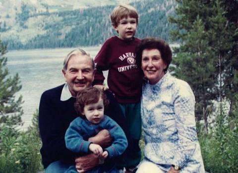 Личная жизнь Дэвида Рокфеллера: интересные факты о миллиардере