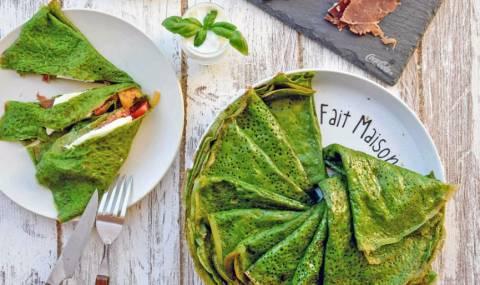 Кулинарный креатив: рецепты полезных и ярких блинов для детей