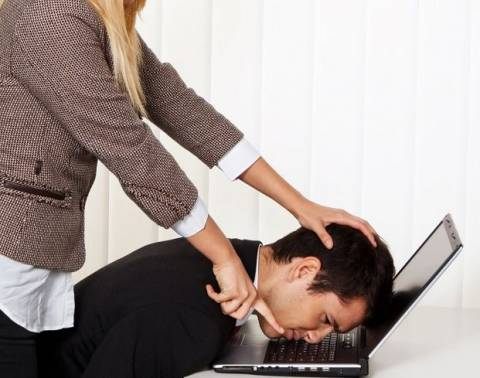 Как справиться с агрессией на работе?