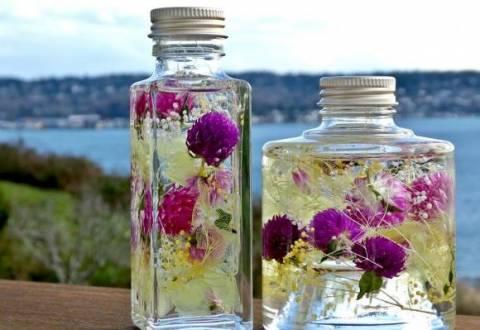 Что такое стабилизированные цветы и как их сделать?
