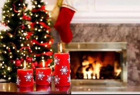 Поделки на Новый год со свечами: создаем уютную атмосферу