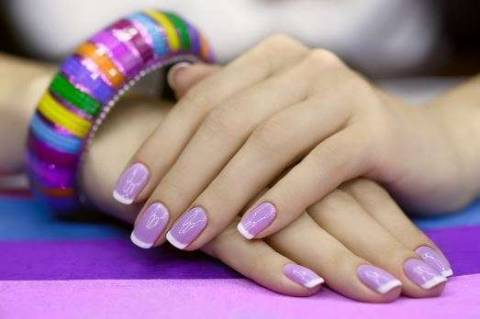 Укрепление ногтей после гель-лака