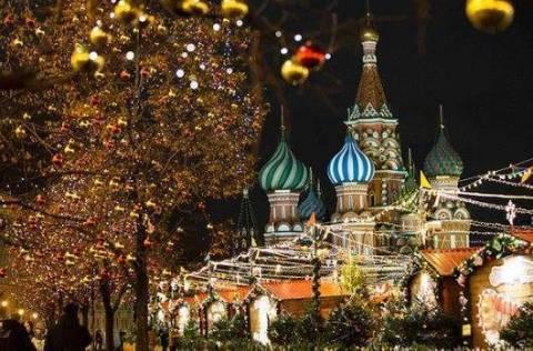 Новый год 2019: куда пойти в Москве?