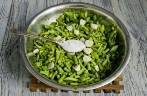 Рецепты приготовления побегов чеснока: как из простого получить оригинальное?