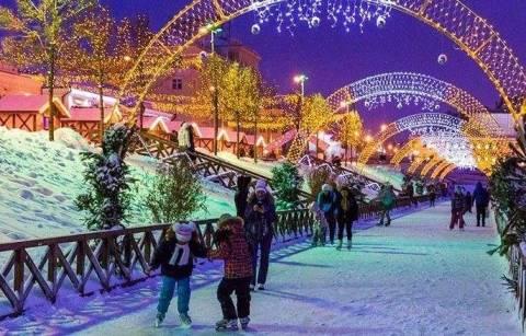 Праздник не за горами: куда пойти на Новый год в Казани?