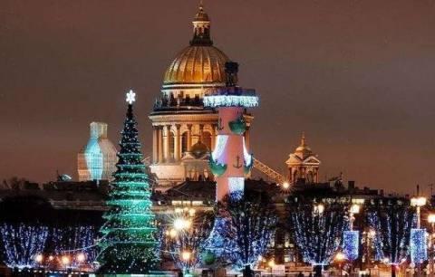 Новый год 2019 в Санкт-Петербурге: куда пойти и что посмотреть?