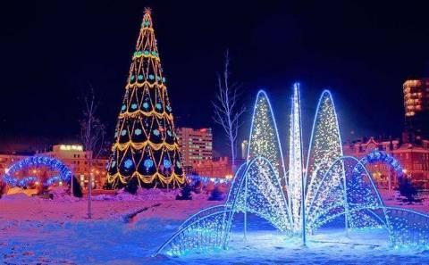 Новый год в Перми: куда пойти праздновать?