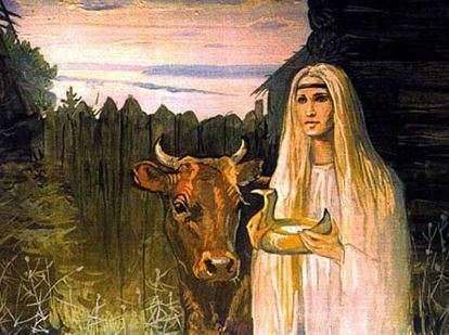 Славянский праздник «Ярило Вешний»