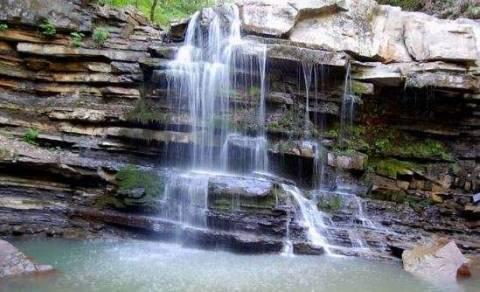Водопады  Анапы: места, обязательные для посещения