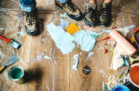 Как навести порядок дома после ремонта: полезные советы