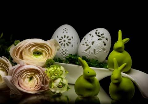 Поделки яйца на Пасху своими руками: что можно смастерить?