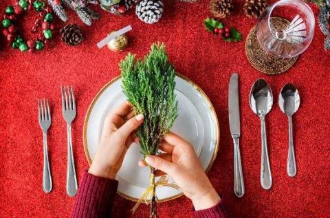 Поделки на Новый год: что придумать для праздничного стола?