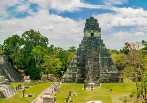 Пирамиды Майя: топ-6 больших пирамид, построенных племенами индейцев