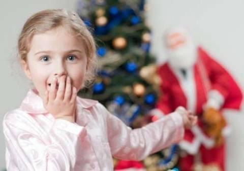 Встречаем Новый год с ребенком дома
