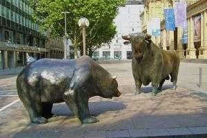 "Кто такие ""быки"" и ""медведи"" на бирже?"