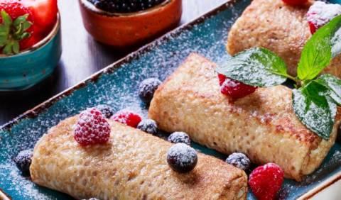 На счету каждая калория: рецепты кукурузных блинов ПП