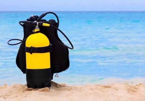 Где и как заправить акваланг?