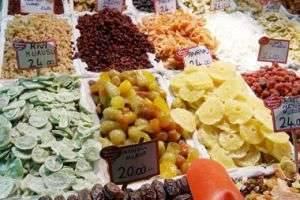 Полезны ли сухофрукты для похудения?