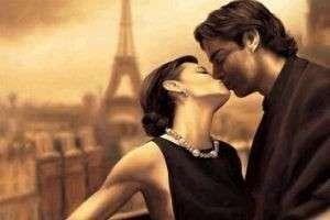 Как научиться целоваться в первый раз?