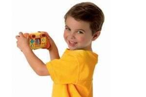 Детский фотоаппарат: Kidizoom, Nikon Coolpix S32 и другие интересные цифровые модели