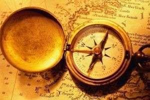 Стороны компаса – направление частей света