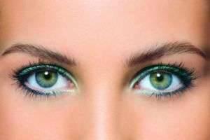 Как визуально увеличить глаза: используем проверенные средства
