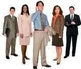 Что такое деловой костюм?