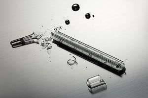 Как собрать ртуть из разбитого градусника: порядок действий и полезные советы