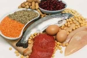 Меню для мышц и здоровья, или  В каких продуктах содержится больше всего белка