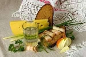 «Сябась!», или традиция пития кумышки