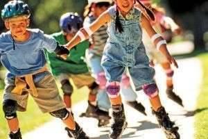 Роликовые коньки для детей и для самых маленьких. Как выбрать ролики ребенку?