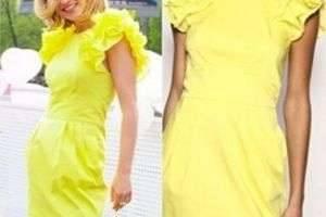 Как подобрать правильное сочетание желтого в одежде