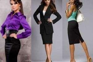 С чем носить юбку до колен: рекомендации для разных стилей
