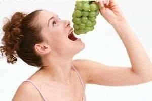 Виноградная диета – секрет стройности богинь