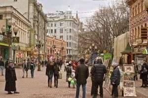 Самые старые улицы Москвы: что сохранила история