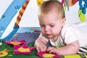 Тактильная стимуляция ребенка