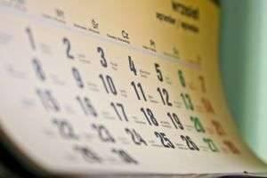 Понедельник начинается в субботу, или Дни  недели: почему они так называются