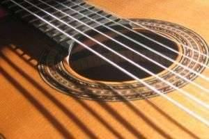 Как выбрать струны для акустической гитары – советы новичкам