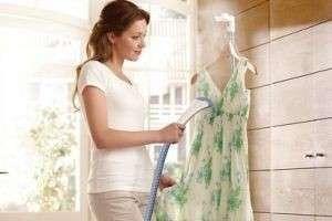 Как выбрать отпариватель для одежды: ручной или напольный?