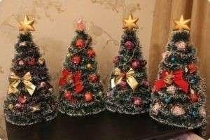 Новогодняя елка их конфет своими руками: удивительный сладкий подарок