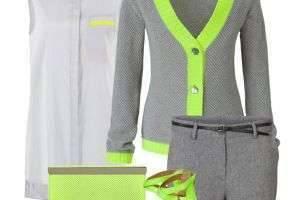 Какой цвет сочетается с зелёным: советы стилиста