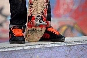 Катание на скейте по городу. Где катаются скейтеры?