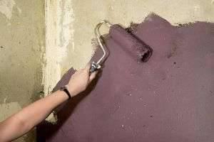 Что такое водоэмульсионная краска?
