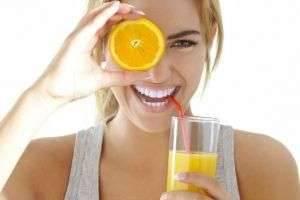 Апельсиновая диета: витаминное похудение