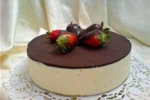Торт «Птичье молоко»  пошаговый рецепт – праздник вкуса сделать просто!