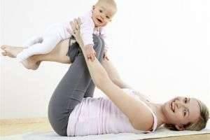 Когда можно заниматься спортом после родов? Зависит и от того, как роды проходили