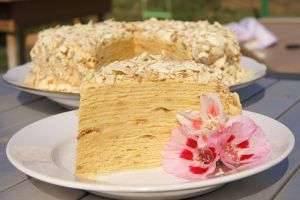 Готовим торт «Наполеон» в домашних условиях — этот рецепт изысканного блюда под силу любой хозяйке