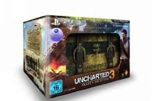 Обзор PS3 Uncharted Trilogy Edition